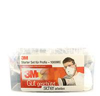 3M Safety Box Starter Set für Profis 1000mc