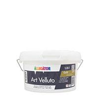 Alligator Art Velluto Gold versch. Größen