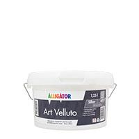 Alligator Art Velluto Silber, versch. Größen