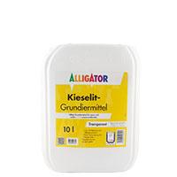 Alligator Kieselit Grundiermittel 10L transparent, wasserverdünnbar