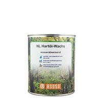 Asuso NL Hartöl-Wachs wasserabweisend, seidenglänzend 750ml
