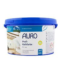 Auro Profi-Kalkfarbe Nr.344 10L weiß
