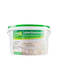 ProNatur Lehm-Streichputz 18kg, weiß
