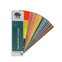 Caparol Color Compact Farbtonfächer, 210 Farbtöne in 30 Farbfamilien