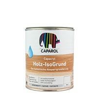 Caparol Capacryl Holz-Isogrund, versch. Größen, Absperrgrundierung