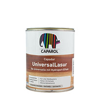 Caparol Capadur Universal Lasur 750ml, versch. Farben, Holzlasur