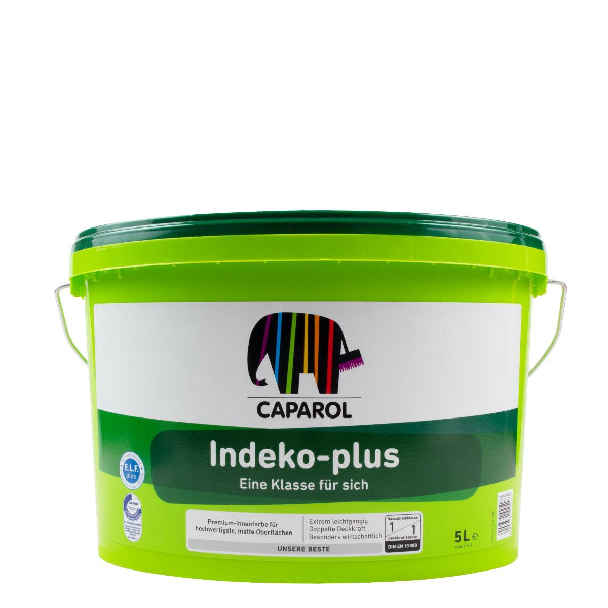 Caparol Indeko Plus MIX , premium Innenfarbe, hochdeckend