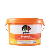 Caparol Muresko SilaCryl 5L weiss ,Siliconharz-Fassadenfarbe