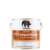 Caparol Capadur F7-LangzeitLasur 2,5L, versch. Farben