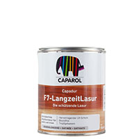 Caparol Capadur F7-LangzeitLasur 0,75l ,versch. Farben