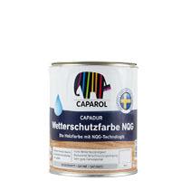 Caparol Capadur Wetterschutzfarbe NQG 0,70l, wunschfarbton