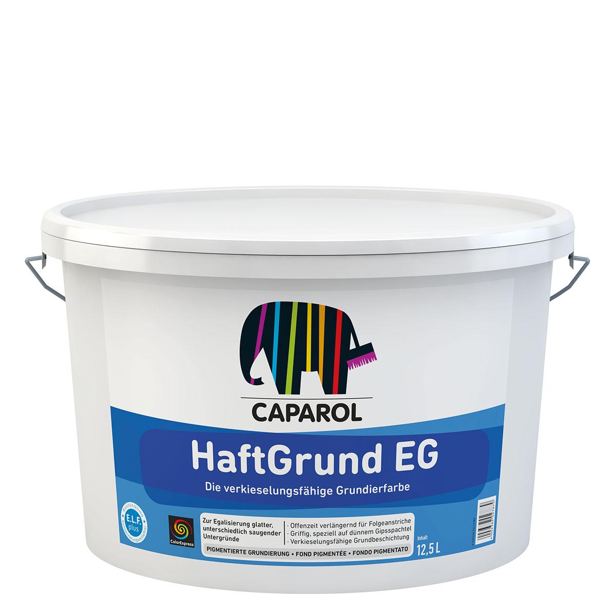 Caparol Haftgrund EG 12,5L weiss ,für Dispersions- u.D.-Silikatfarben