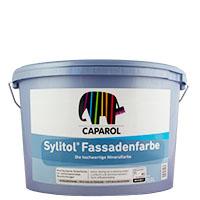 Caparol Sylitol Fassadenfarbe 12,5L weiss, Silikatbasis, hoher weissgrad