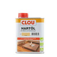 Clou Hartöl 750ml farblos, strapazierfähig, wasserabweisend