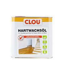 Clou Hartwachs-Öl 2,5L farblos, schmutzabweisend