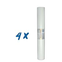 4x Conpart GroundVlies 4090 25x0,75m 155gr./qm Rolle