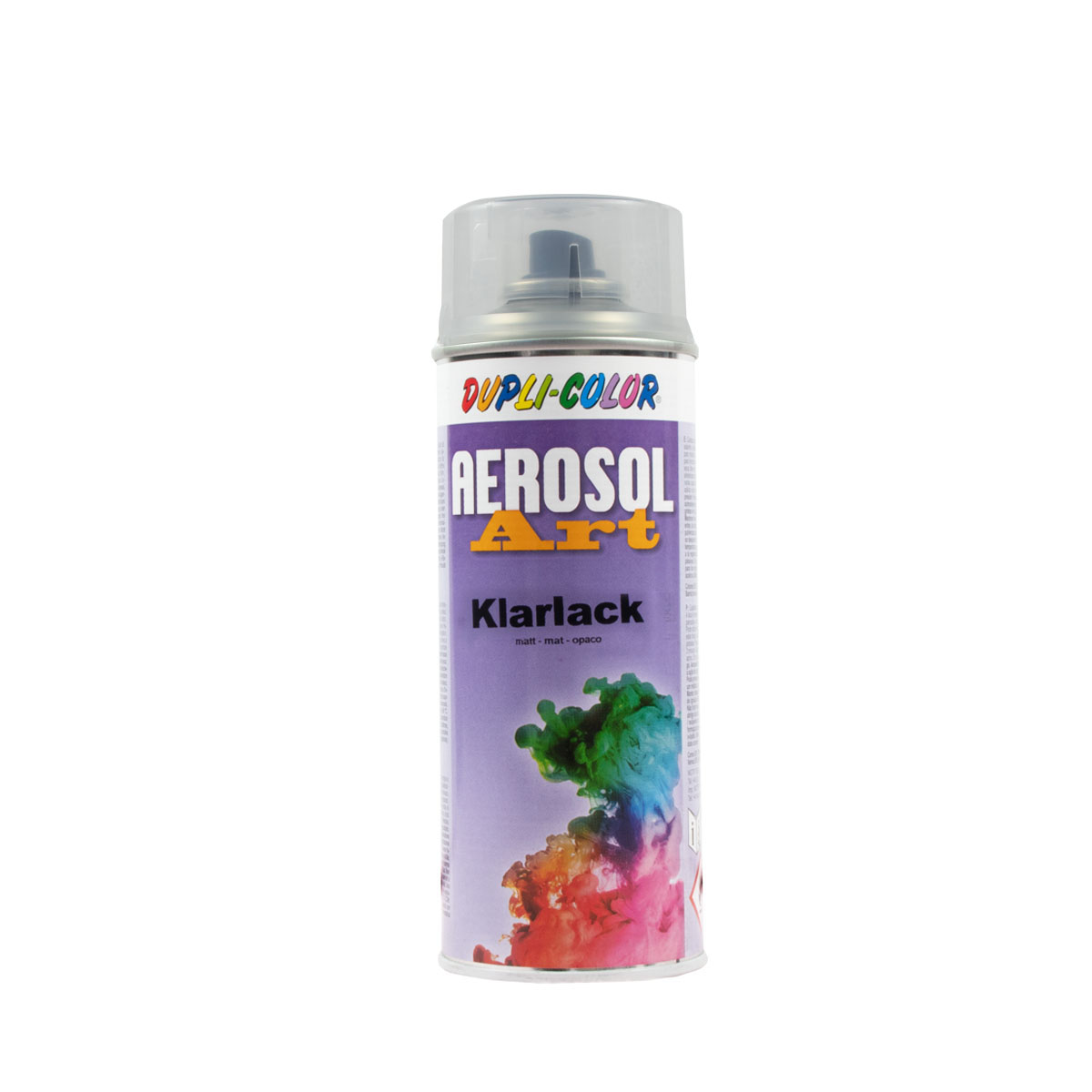Dupli-Color Aerosol Art Klarlack 400ml matt