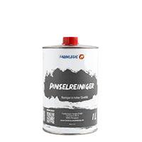 Farbklecks24 Pinselreiniger 1L, Hochwertiger Reiniger