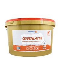 Farbklecks24 Seidenlatex 12,5L weiss, Innenfarbe, Seidenglänzend