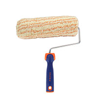 Friess Fassadenroller Soft-Touch, 27cm Fassadenwalze gep.+ Steckbügel 25-27cm