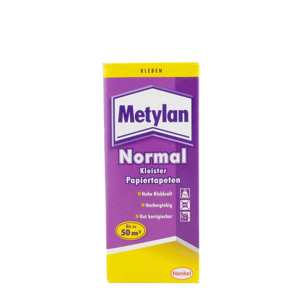 36,00€// Kg Metylan Normal Kleister Papiertapeten 125g MK40