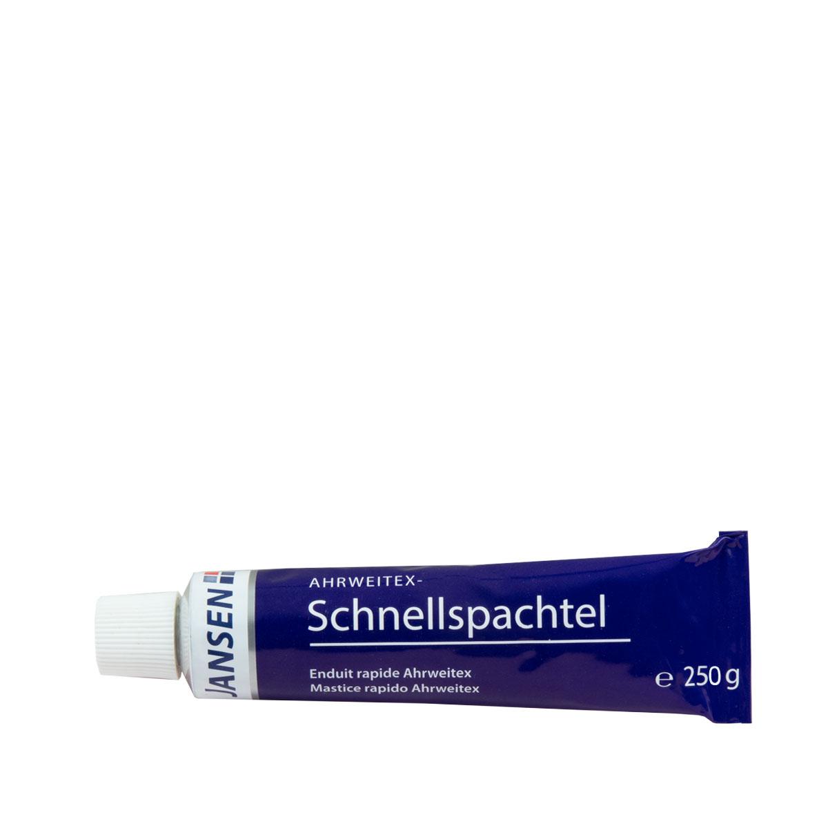 Jansen Ahrweitex-Schnellspachtel 250g Tube, Malerspachtel