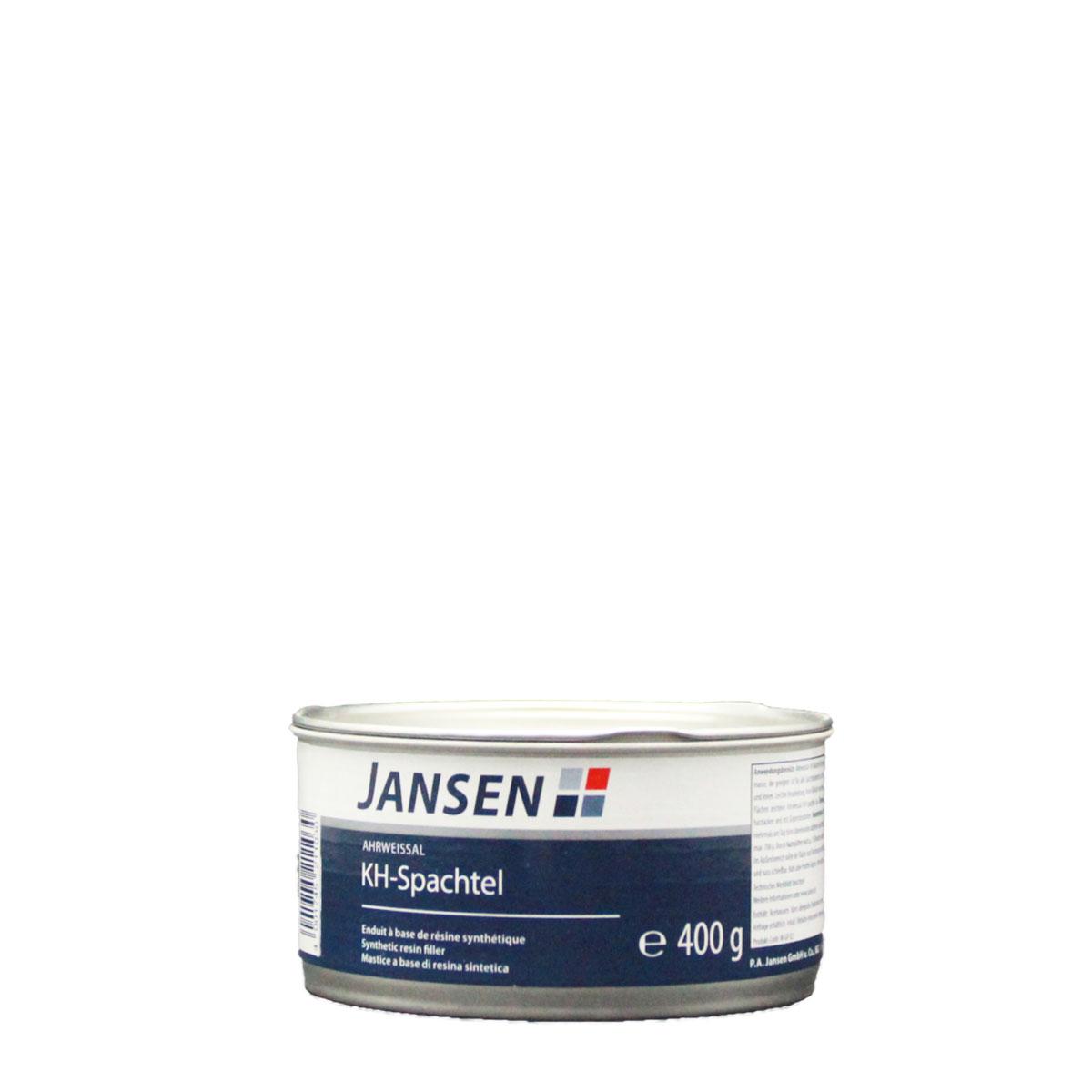 Jansen Ahrweissal KH-Spachtel 400g ,Kunstharzspachtel