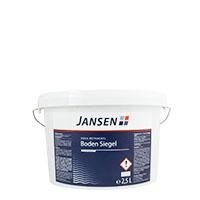 Jansen Aqua Methacryl Boden Siegel 2,5L versch. Farben