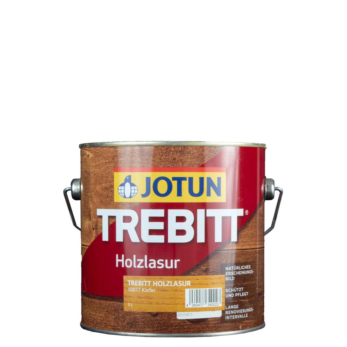 Jotun Trebitt 3L weiß 600, Holzschutzlasur