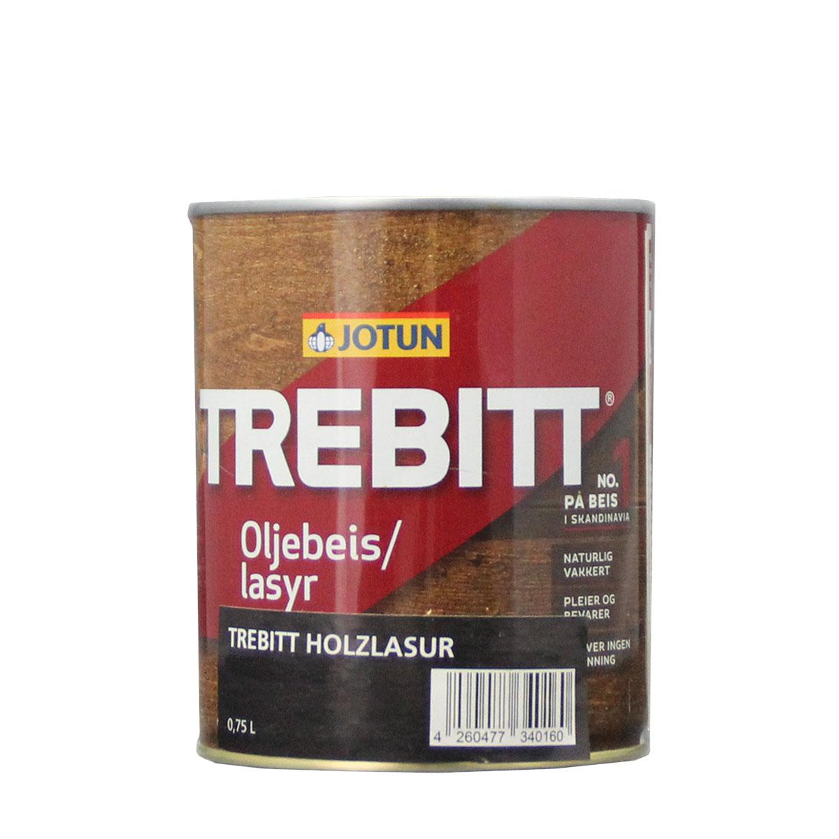 Jotun Trebitt 750ml versch. Farbtöne, Holzschutzlasur