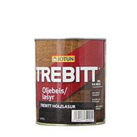 Jotun Trebitt 750ml weiß 600, Holzschutzlasur