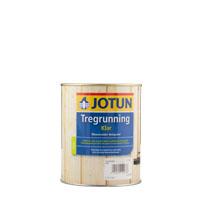 Jotun Tregrunning Klar 0,9L (ehem. Visir Oljegrunning)