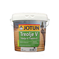 Jotun Treolje V MIX 3L Holzöl, Gartenholzöl