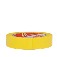 Kip 3308 Washi-TEC -Tape Premium Plus 50m x 30mm, gelb