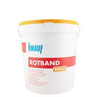 Knauf Rotband Reno 20kg, Renovierspachtel