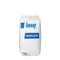 Knauf Uniflott 5kg, Gips-Spachtelmasse