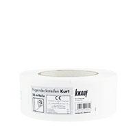 Knauf Fugendeckstreifen Kurt 50mm, 25m Rolle, Fugenband, Bewehrungsstreifen