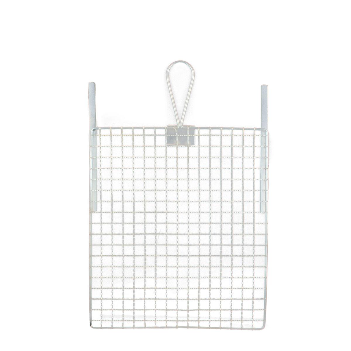 Abstreifgitter Metall 10 x 21cm
