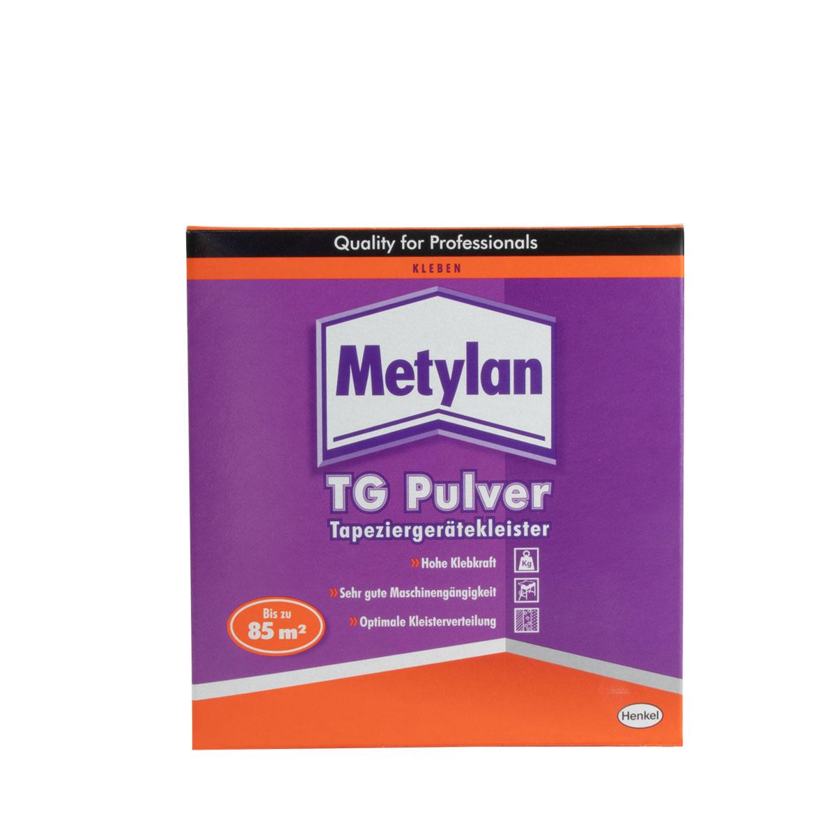 Metylan TG Pulver Tapeziergerätekleister 500g MTGI5, Instant
