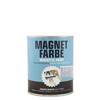 Milacor Magnetfarbe 1L grau
