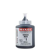 Mixol Universal Abtönkonzentrat 500ml Nr1 Schwarz