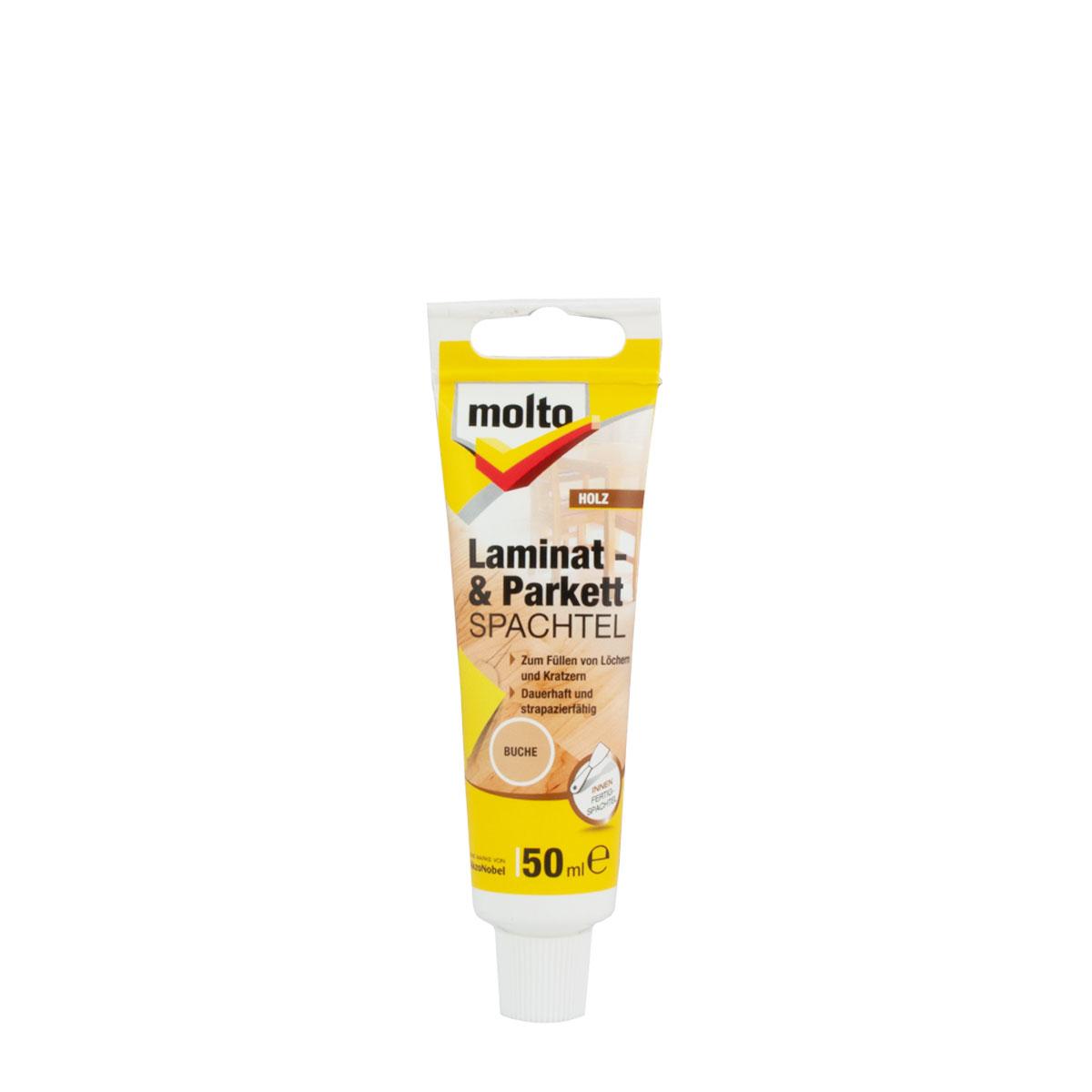 Molto Laminat & Parkett Spachtel Buche 50ml