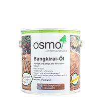 Osmo Bangkirai-Öl 006 naturgetönt 2,5L , Terrassenöl