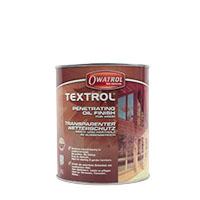 Owatrol Textrol farblos 1L ,matt, transparenter Wetterschutz