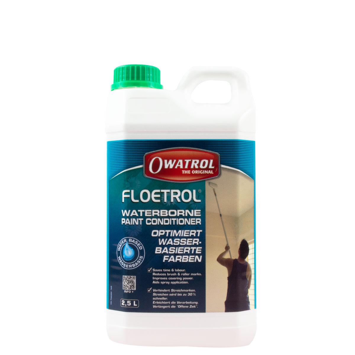 Owatrol Floetrol 2,5L, Farbadditiv