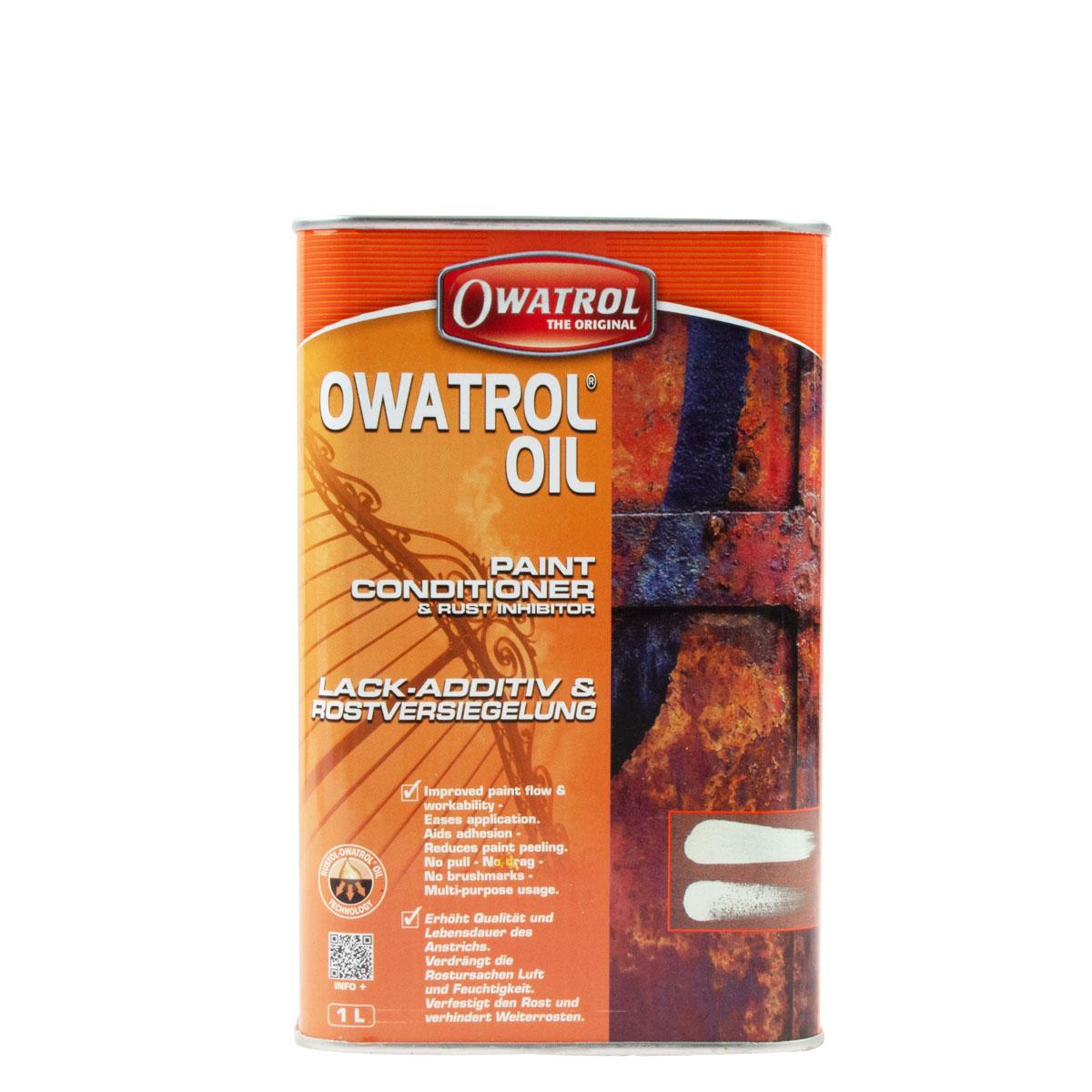 Owatrol Öl versch. Größen,  Kriechöl, Rostkonservierer, Lackadditiv