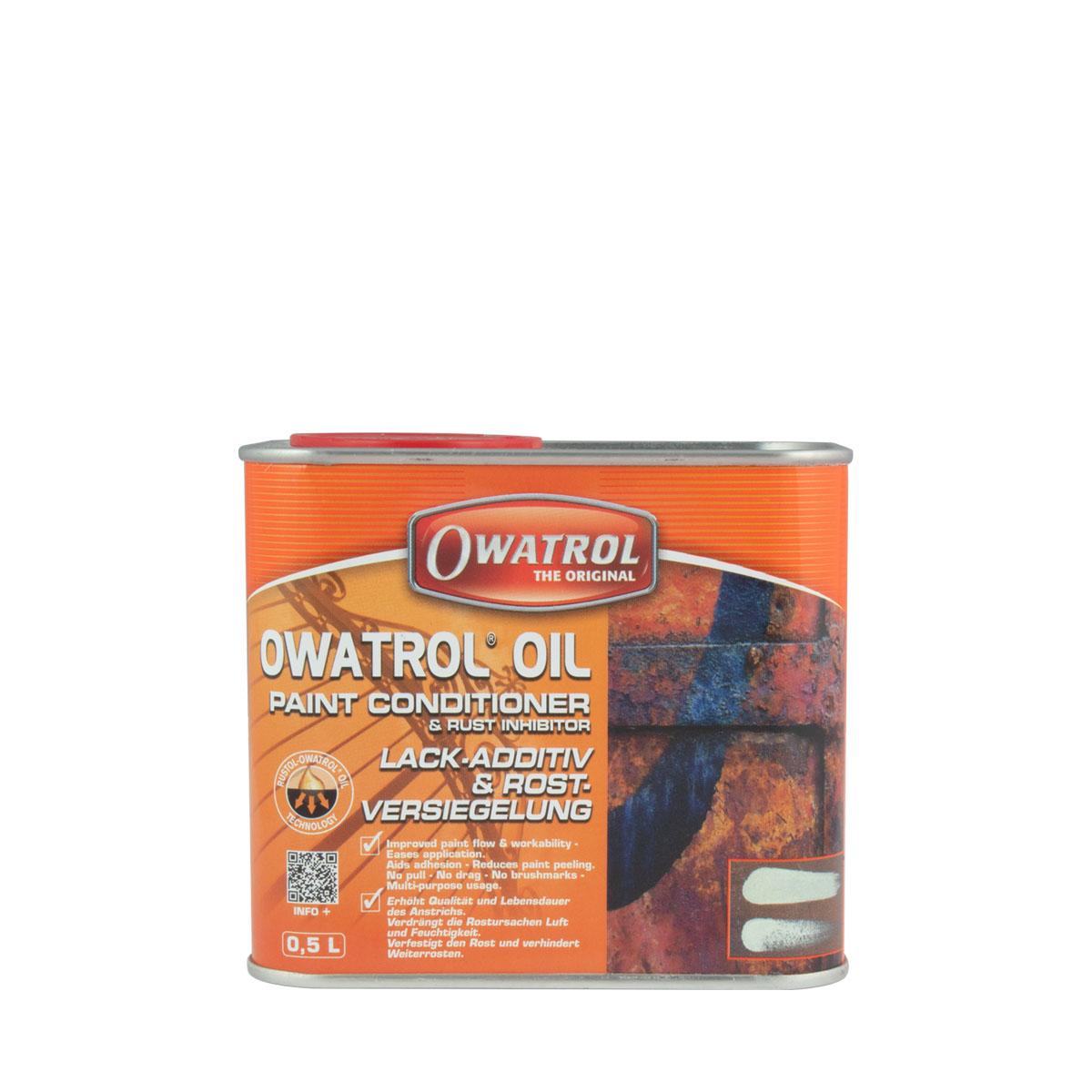 Owatrol Öl 0,5L, Kriechöl, Rostkonservierer, Lackadditiv