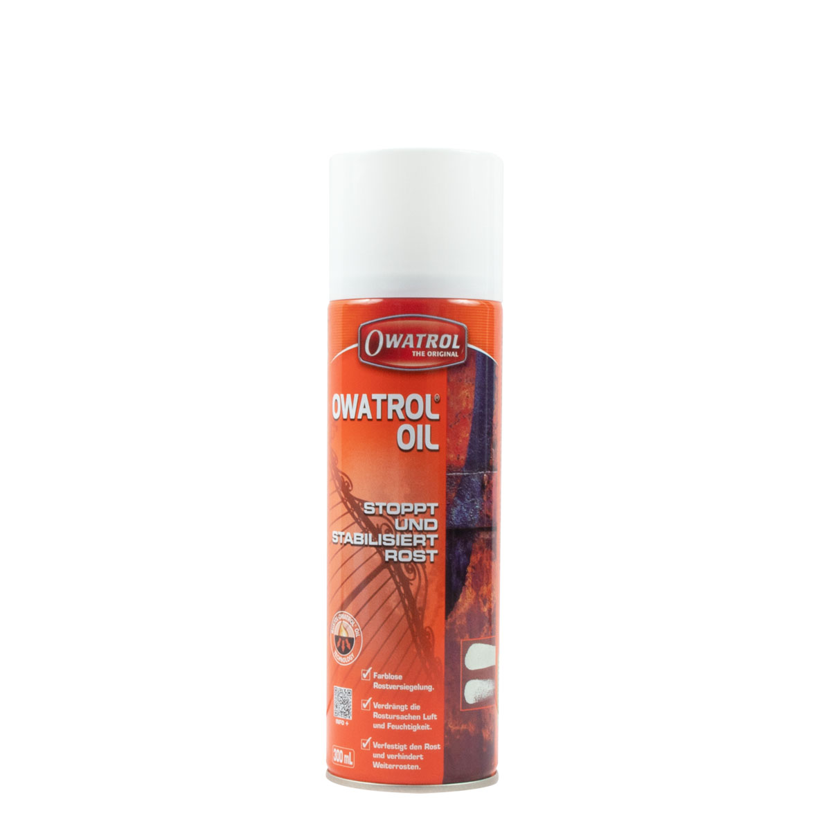 Owatrol Oel Spray 300ml, Kriechöl, Rostumwandler