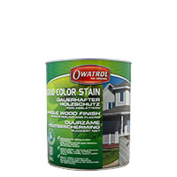 Owatrol Solid Color Stain Deckweiss 2,5l