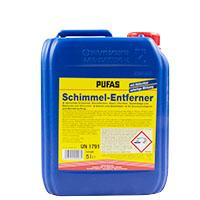 Pufas Schimmel-Entferner 5L, Schimmel-Ex